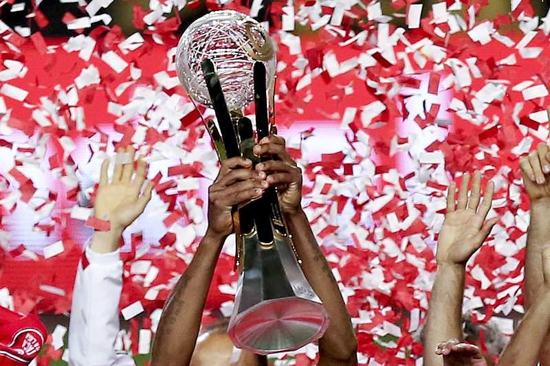 O Benfica é o detentor da Taça da Liga