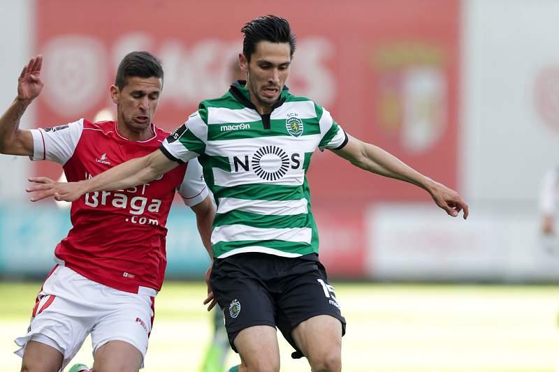 Paulo Oliveira foi vendido ao Eibar