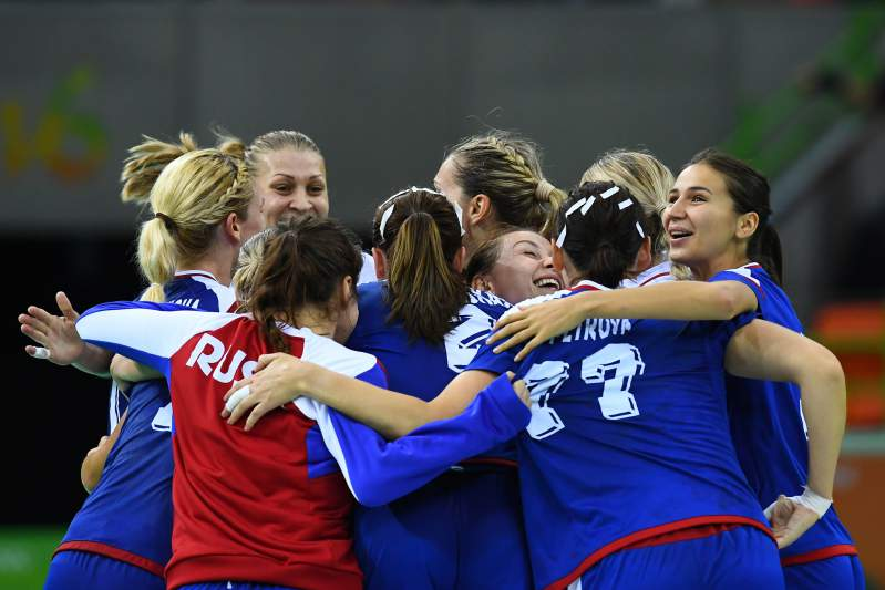 Rússia primeira seleção apurada para os 'quartos' do andebol feminino