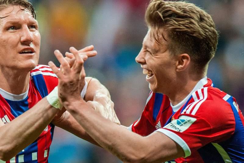 Bayern Munich vs Hertha BSC Berlin