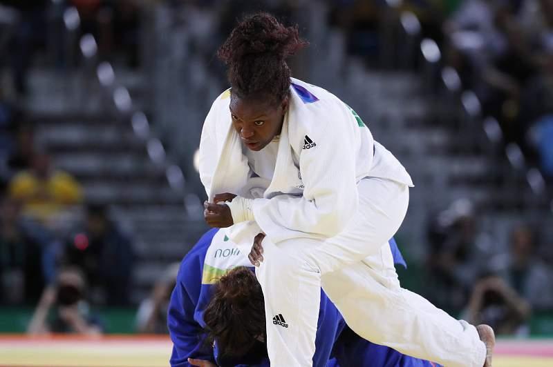 Emilie Andéol (Judo)