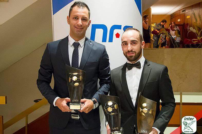 Ricardinho repete título de melhor jogador do campeonato