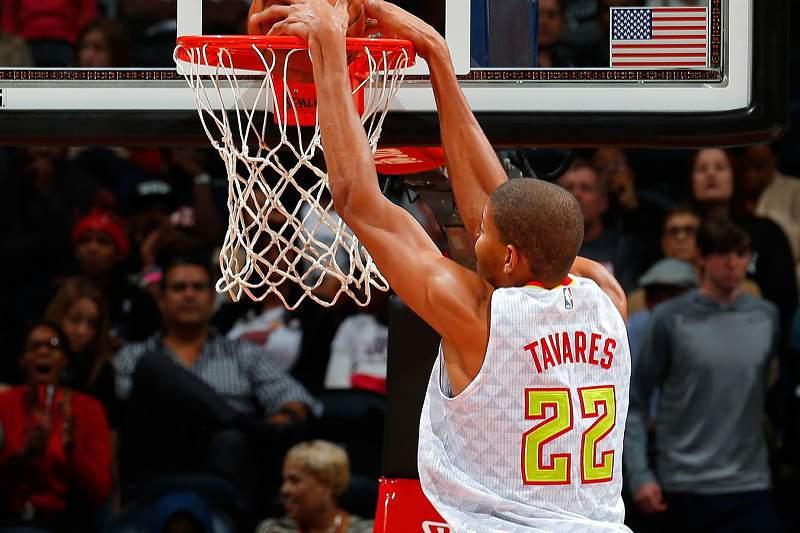 Edy Walter Tavares, jogador dos Cleveland Cavaliers, é a ´bandeira` do basquetebol cabo-verdiano