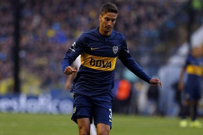 Bentancur, jogador referenciado pelo Benfica