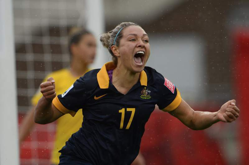 Austrália elimina Brasil