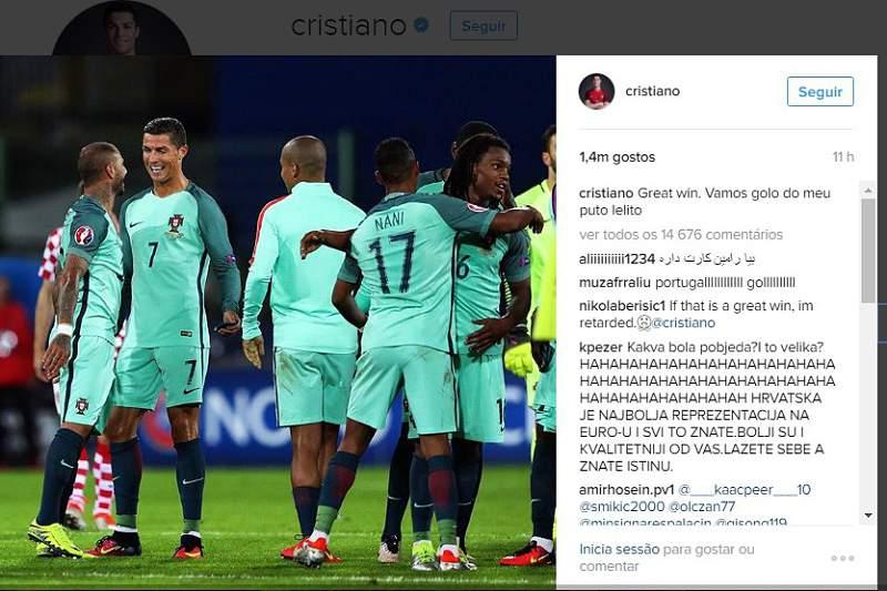 Quaresma Ronaldo