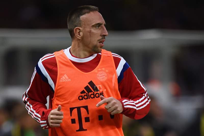 Ribéry está de regresso