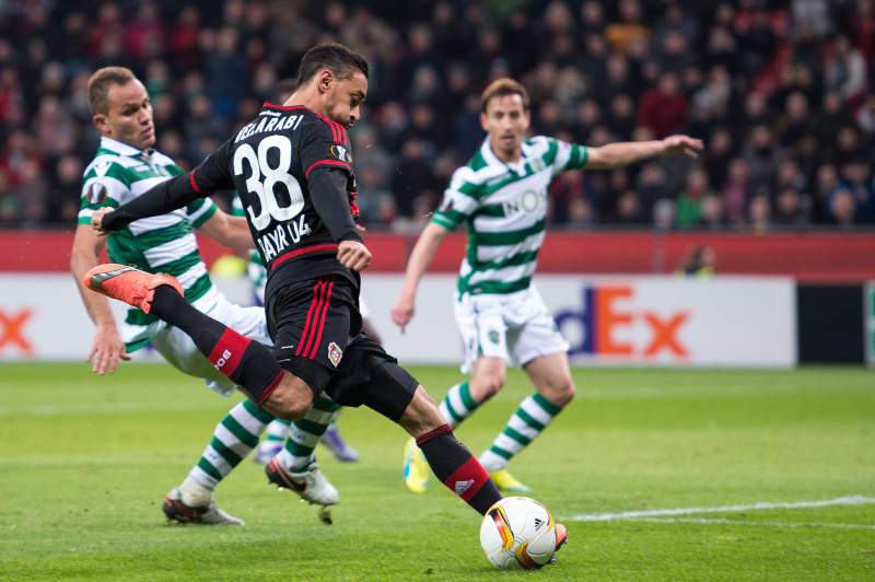 Bellarabi trama sonho do Sporting