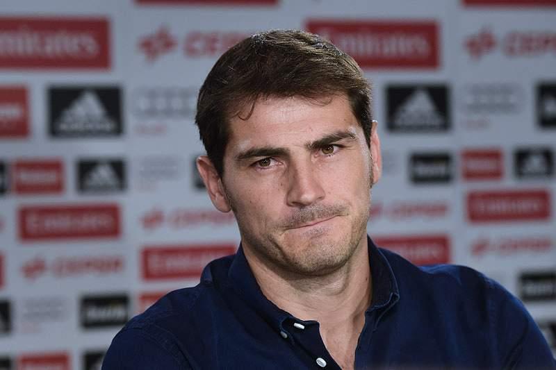Casillas diz adeus