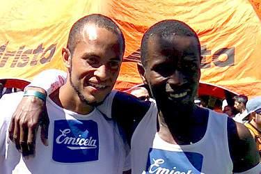 Danilson Pereira é quarto classificado na Maratona da Tranvulcania