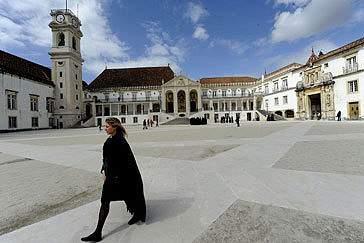 Ensino: Universidade de Coimbra