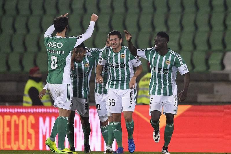 Rio Ave derrota Sp. Braga. Sporting mantém lugar no pódio