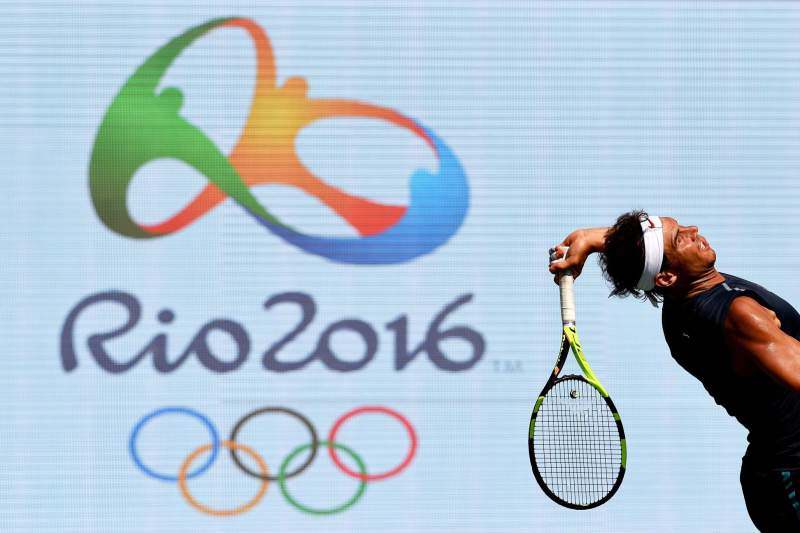 Olympic Games 2016 Tennis