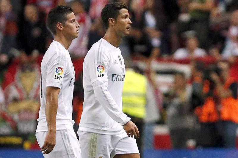 James, Ronaldo