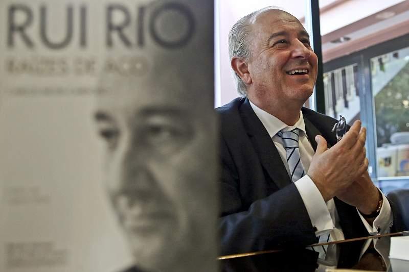 Rui Rio, antigo presidente da Câmara Municipal do Porto
