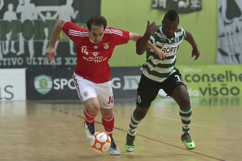 Sporting vs Benfica