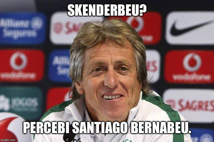 Os memes da derrota do Sporting na Albânia