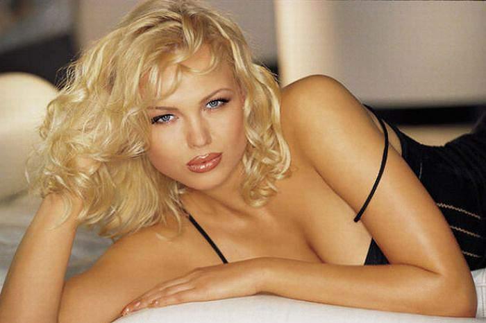 Irina Voronina (Modelo da Playboy)