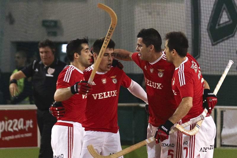 Hóquei em Patins: Sporting vs Benfica