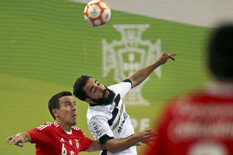 Benfica conquista sétima supertaça de futsal, ao vencer Fundão no prolongamento