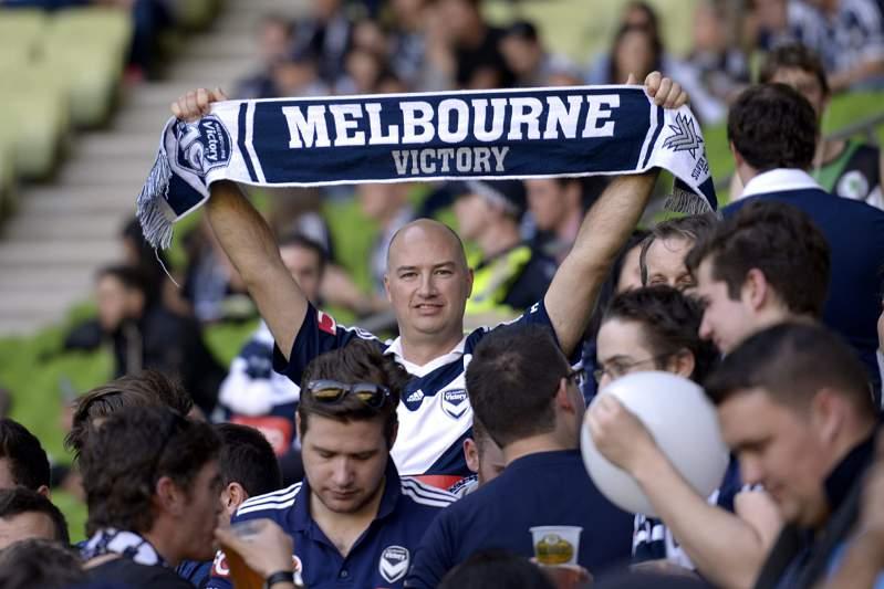 Adeptos do Melbourne Victory