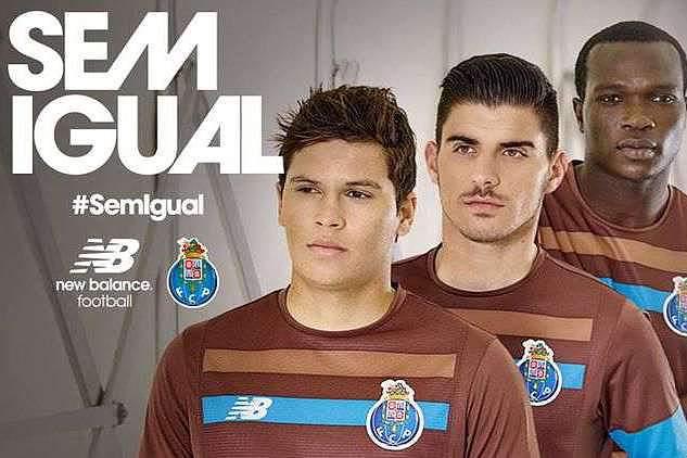 Equipamento alternativo do FC Porto