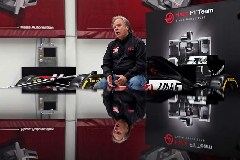 Gene Haas, fundador da Haas Automation, da Haas CNC Racing e da Haas F1 Team