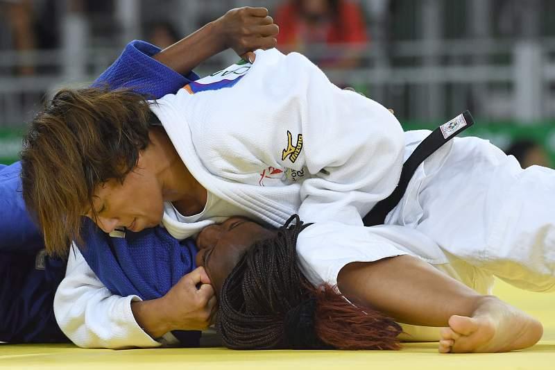 Joana Ramos passa à segunda ronda de -52kg