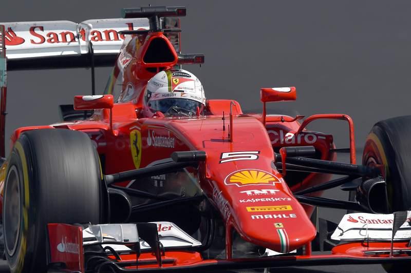 Sebastien Vettel venceu o GP da Hungria em 2015