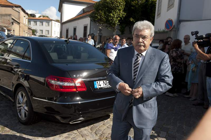 Joaquim Oliveira, patrão da Olivedesportos