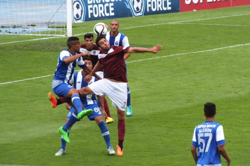 Estádio Jorge Sampaio-FC Porto B - Oriental