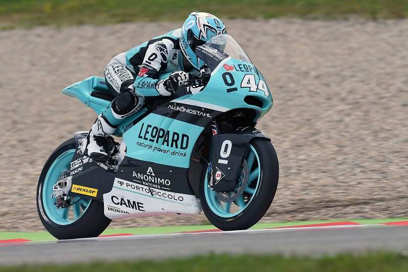 Miguel Oliveira larga da 15.º posição no GP da Grã-Bretanha em Moto 2