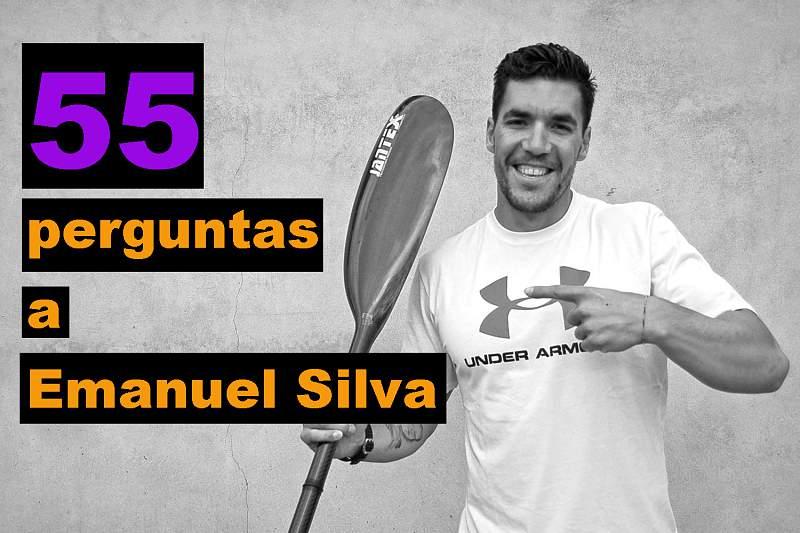 55 Perguntas a Emanuel Silva