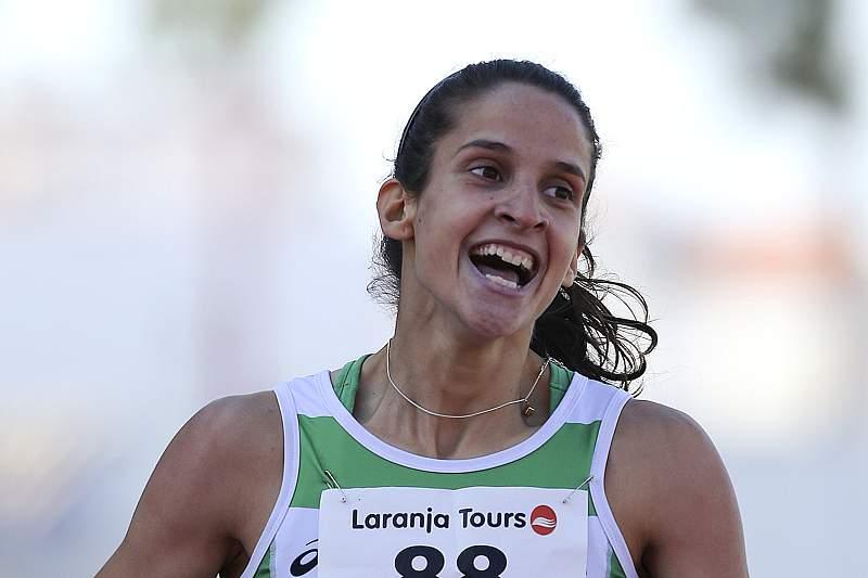 Cátia Azevedo, atleta portuguesa