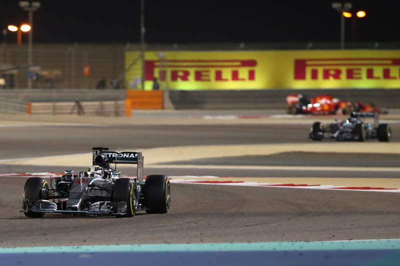 Lewis Hamilton venceu o GP Bahrain 2015