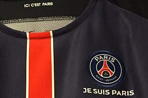 PSG Je suis Paris