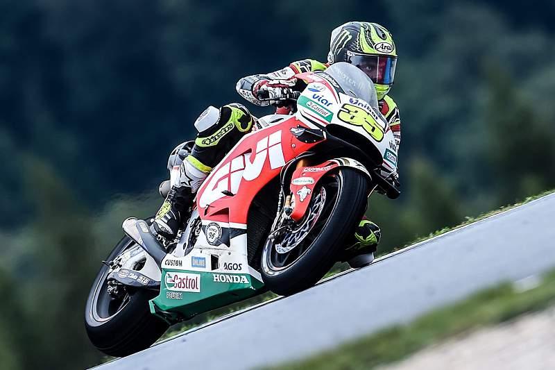 Cal Crutchlow estreia-se a vencer em MotoGP no Grande Prémio da República Checa