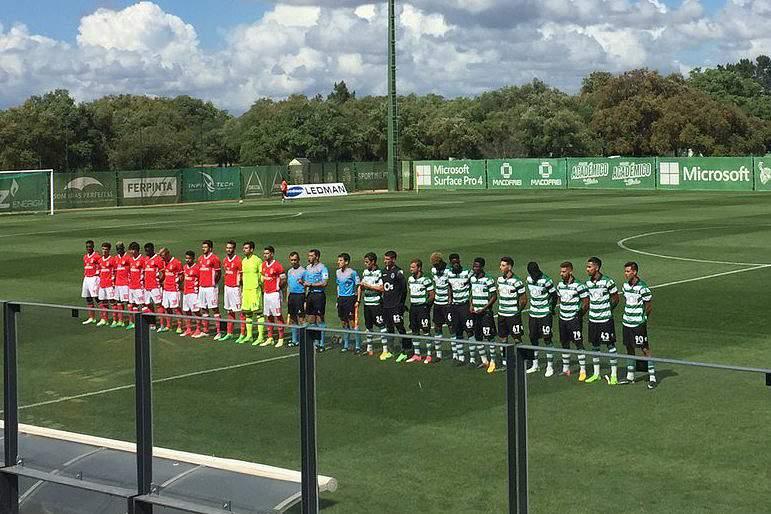 Sporting B - Benfica B