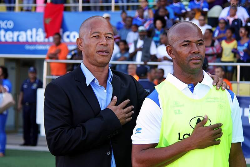 Seleção de futebol de Cabo Verde: Beto Cardoso e Jimmy