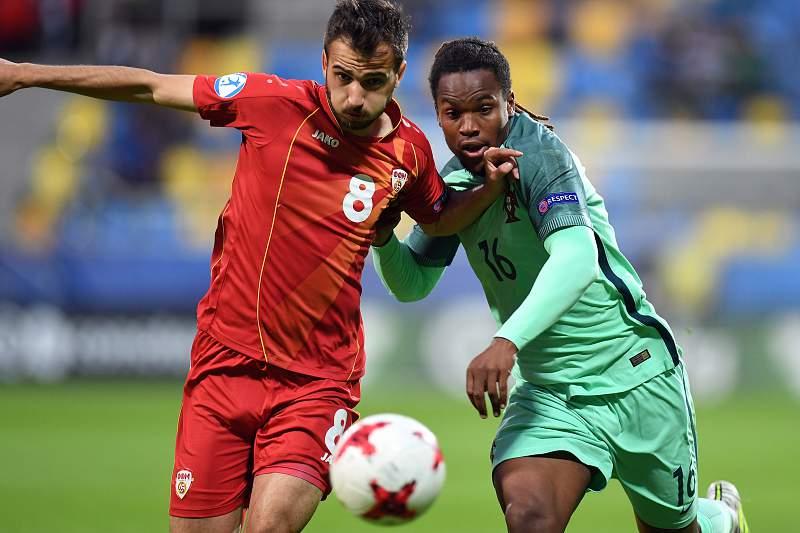 Portugal vence Macedónia mas não consegue seguir em frente no Euro2017