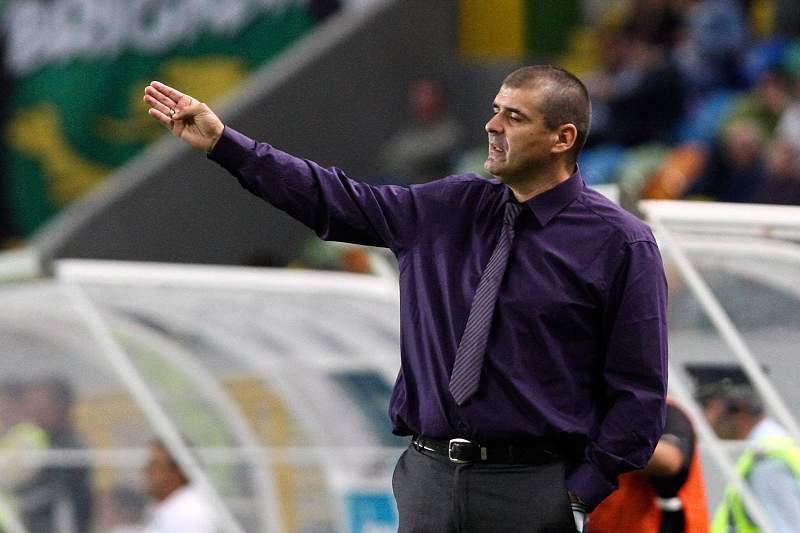 Jokanovic, treinador do Nacional da Madeira