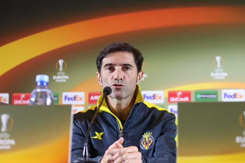 Marcelino, treinador do Villarreal