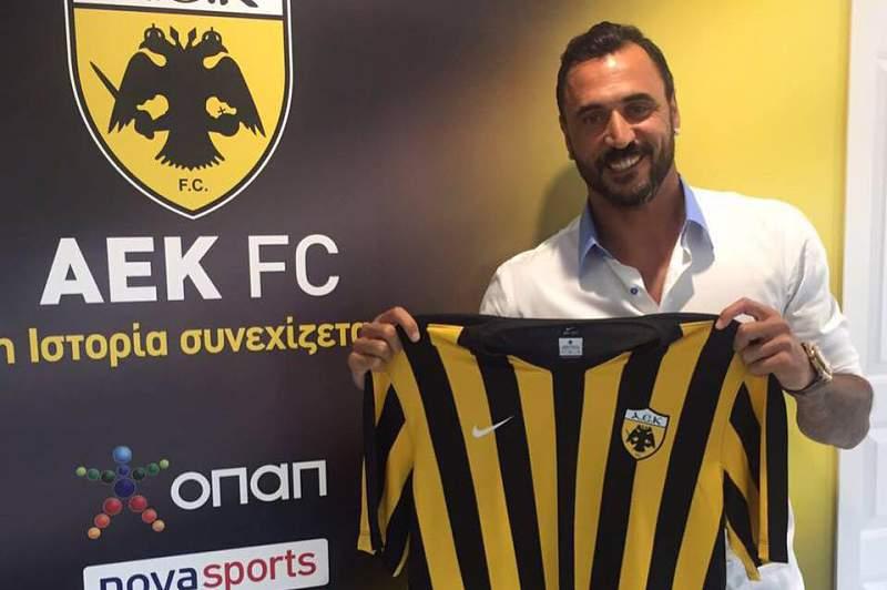 Hugo Almeida confirmado no AEK
