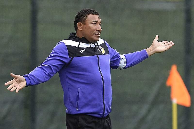 Lito Vidigal, treinador do Arouca
