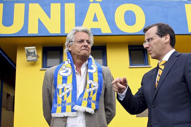 Treinador Futebol União da Madeira