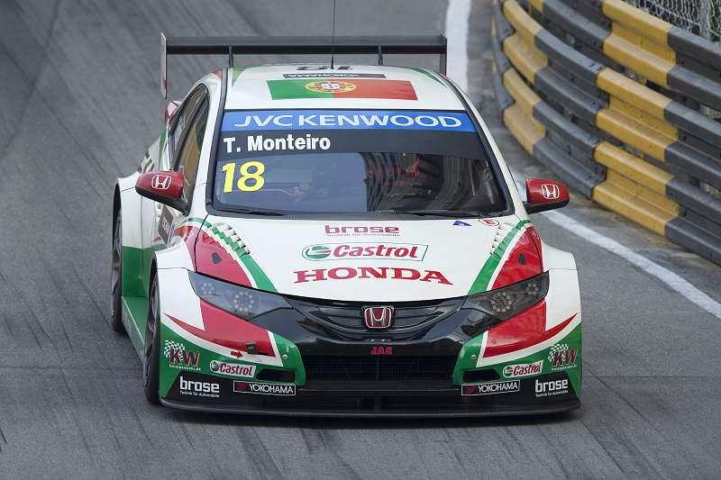 Tiago Monteiro, piloto de WTCC