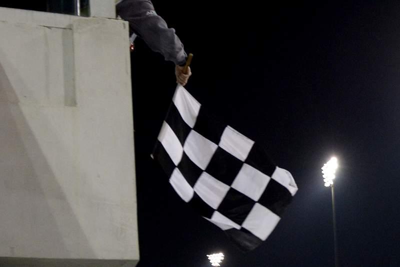 Bandeirada de xadrez