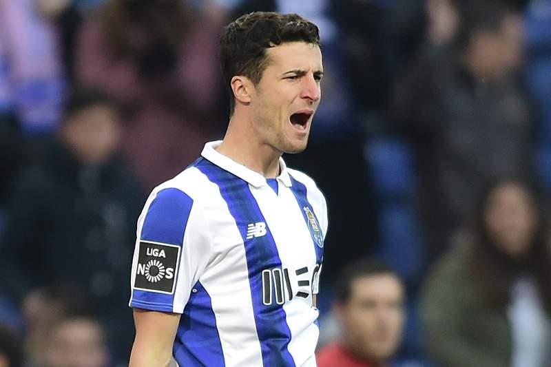 Iván Marcano, jogador do FC Porto