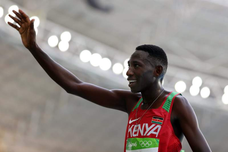 Conseslus Kipruto sagra-se campeão dos 3.000 obstáculos