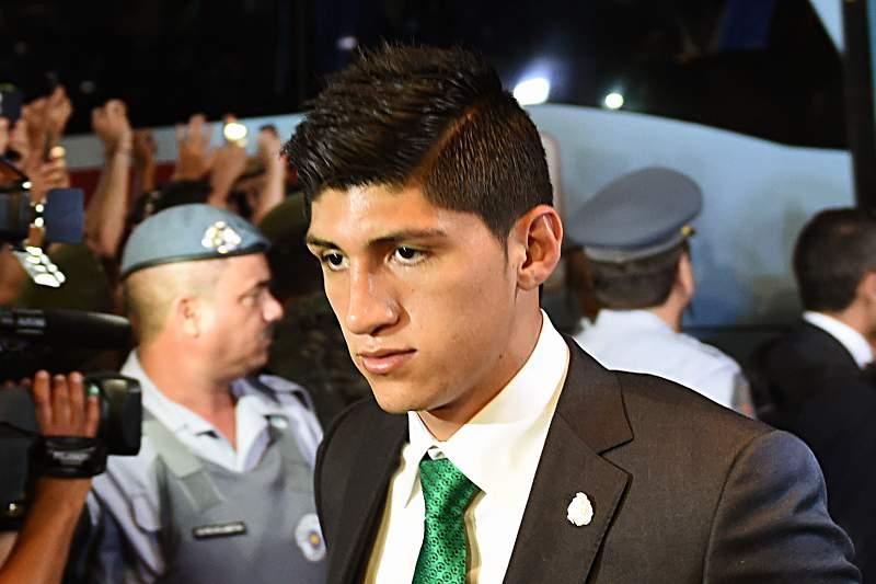 Alan Pulido, internacional mexicano